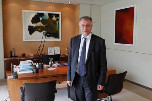 Antoine Frérot, PDG de Veolia.