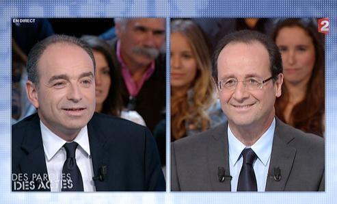 Copé opte pour le choc frontal face à Hollande