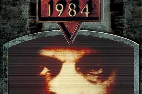Affiche de 1984 de Michael Radford. (© Metro-Goldwyn-Mayer Studios Inc.)