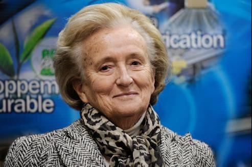 Bernadette Chirac décrit le chef de l'État comme quelqu'un de «très tenace, de très énergique».