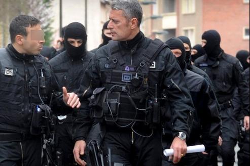 le contrôleur général Amaury de Hauteclocque: «Il espérait l'affrontement et s'est même déclaré honoré de se mesurer au Raid…»
