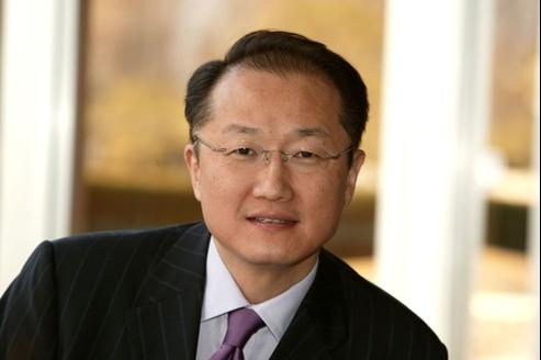 Jim Yong Kim Crédits photo : <b>PIERRE VIROT</b>/PR NEWSWIRE - 707c9188-74f1-11e1-be88-e1c47c730794-493x328