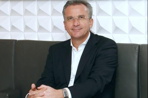 Frank Esser, sur le départ, selon les informations du Figaro.