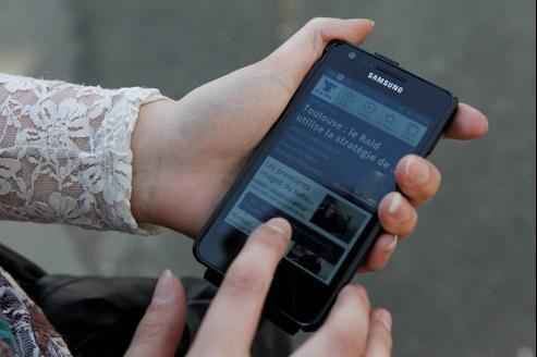 L'année dernière, plus de 14millions de smartphones ont été vendus en France.