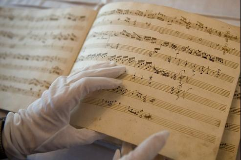Mozart, un inédit pas anodin
