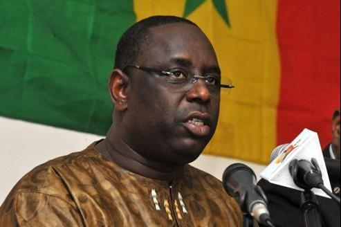 Macky Sall, le 27 février, à Dakar.