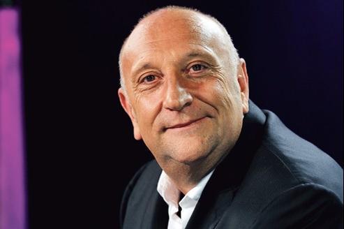 Grégoire Lassalle, PDG du groupe Allo Ciné.