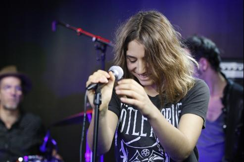 Izia sera en concert au Trianon, à Paris du 5 au 8 décembre 2012.