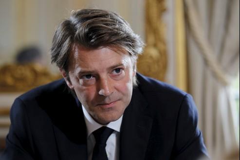 Le ministre de l'Économie, François Baroin.