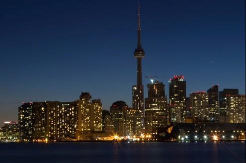 Toronto. Au Canada, les prix sont en hausse de 30% depuis 2006.