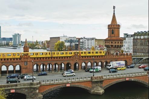 Berlin. La quête de nouveaux logements a crû de 4,8% entre 2005 et 2011, et la construction de seulement 0,9%.