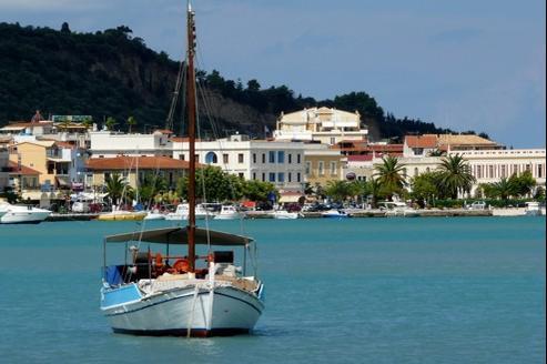 Le port de Zakynthos. (Crédits: Flickr/Anna Oates)