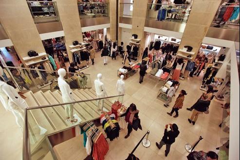 Zara donne un avenir aux jeunes des quartiers - Zara home france magasins ...