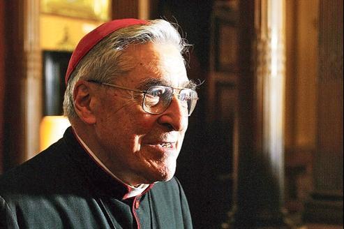 Jean-Marie Lustiger avait été baptisé le 25août 1940