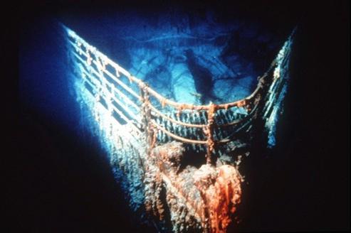 L'épave du Titanic protégée par l'Unesco