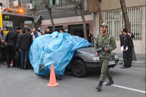 Le 11 janvier dernier, un ingénieur iranien travaillant dans la filière nucléaire a été assasiné à Téhéran. L'Iran a accusé le Mossad, les services secrets israéliens, d'avoir organisé l'opération depuis Bakou, en Azerbaïdjan .