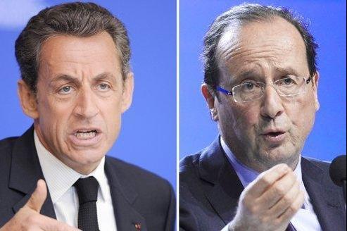 Sarkozy-Hollande, le match de l'autorité