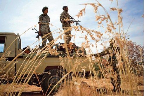 Tombouctou, la ville mythique du nord du Mali, est en proie aux exactions des rebelles touaregs.