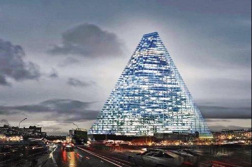 À Paris, la future tour Triangle ne tourne pas encore rond