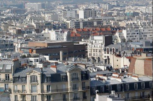En fin d'année dernière, les prix de l'immobilier ancien avaient déjà diminué en région parisienne mais la capitale avait échappé au mouvement baissier.