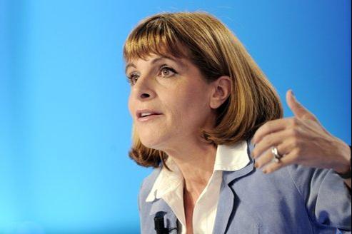 Anne Lauvergeon a pris la tête du conseil de surveillance de Libération en juillet dernier, peu après le non-renouvellement de son mandat chez Areva.