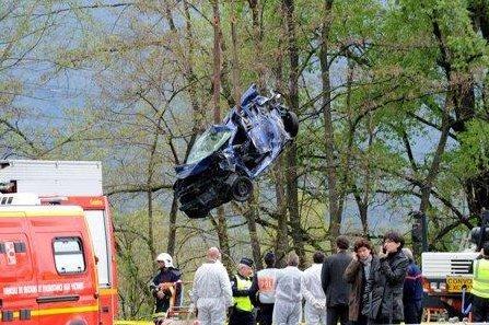 Quatre morts et six blessés dans un accident à Chambéry