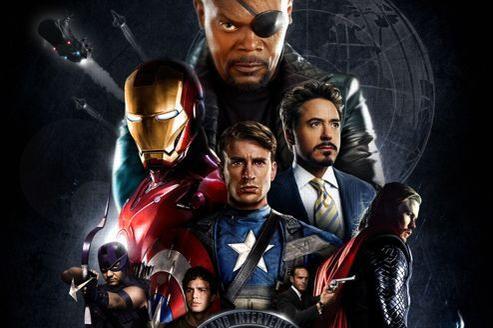 Iron Man, Captain America, Thor, Hulk, Hawkeye et Black Widow s'allient au sein d'une ligue de justiciers chargée de venger le monde. (©Disney)