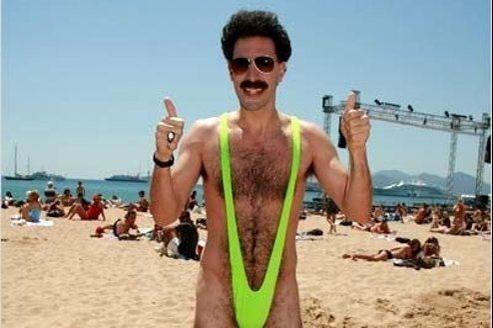Sacha Baron Cohen interprète Borat, un Kazakh sexiste et raciste. © Twentieth Century Fox France