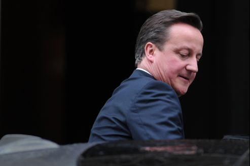 David Cameron, le premier ministre britannique.