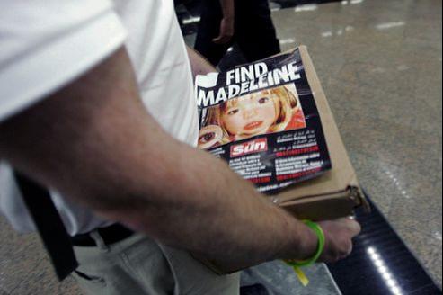 La police britannique attend la décision de la justice portugaise pour la réouverture du dossier «Maddie McCann»