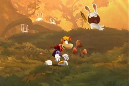 Les Lapins crétins pourront être ajoutés dans le jeu grâce à l'achat d'une figurine spécifique