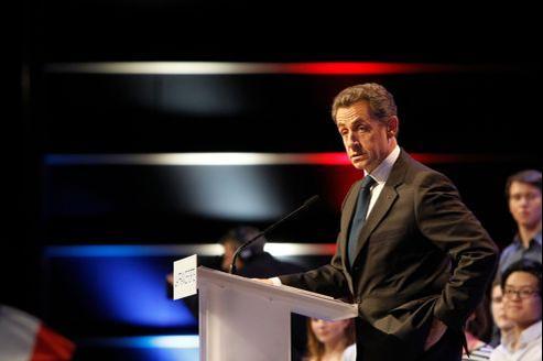 «Je respecte profondément la présomption d'innocence, mais quand on est accusé de ce dont il est accusé et qu'on a un minimum de dignité, on a la pudeur de se taire et de ne pas rajouter à l'indignité», a déclaré Nicolas Sarkozy.