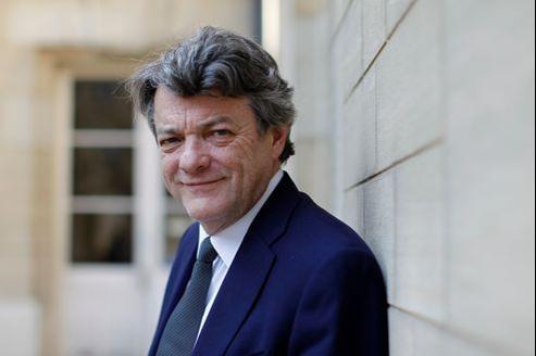 Jean-Louis Borloo en mars 2012.