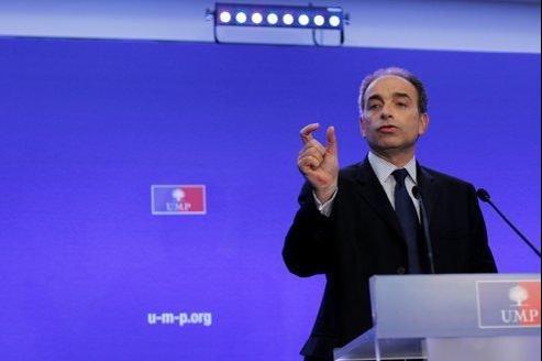 Jean-François Copé a donné une conférence de presse, hier, à la fin du bureau politique de l'UMP.