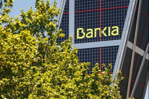 Bankia est la quatrième banque espagnole.
