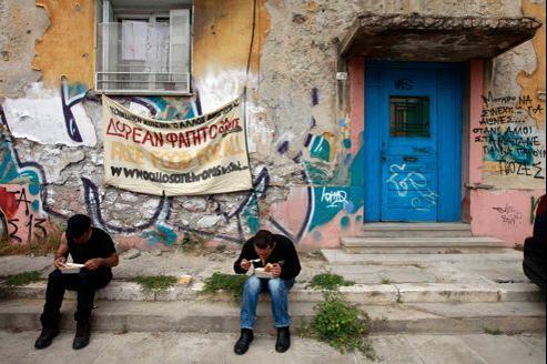 Les Grecs eux-mêmes seraient les premiers et les plus fortement touchés par une sortie de leur pays de la zone euro.