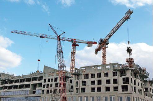En 2011, la France n'a construit qu'environ 400.000 logements. François Hollande en a promis 500.000 par an.