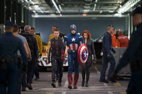 Malgré sa tenue aux couleurs du drapeau américain, Captain America ne serait pas un bon patriote aux yeux du Pentagone.
