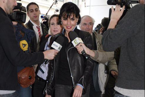 «J'aurais pu me présenter et faire battre François Fillon», explique Rachida Dati.