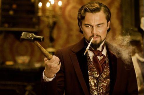 Leonardo DiCaprio dans Django Unchained. (DR)