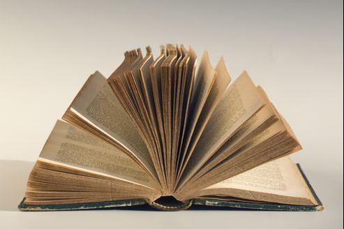 En France, le livre papier représente encore 99% du marché.