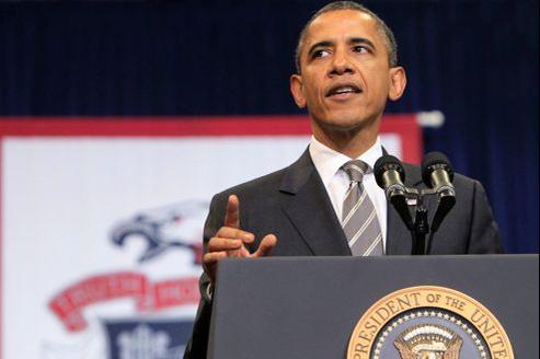 Le président américain a reconnu que la crise grecque a «un impact aux États-Unis».