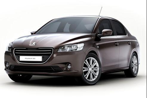 À mi-chemin entre une Dacia Logan et une Renault Fluence, la 301 est une voiture qui sera bon marché sans être dépouillée.