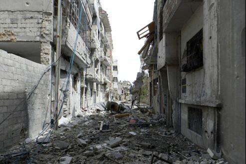 Pierre Piccinin a passé plusieurs jours dans une prison de Homs