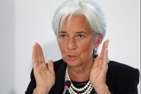 La directrice générale du FMI estime que les Grecs ont trop profité de la situation.