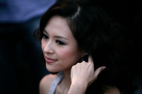 Zhang Ziyi, l'une des plus célèbres actrices de cinéma chinoises.