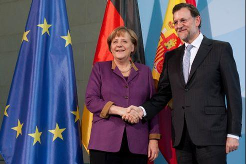 Berlin presse Madrid d'accepter lesauvetage