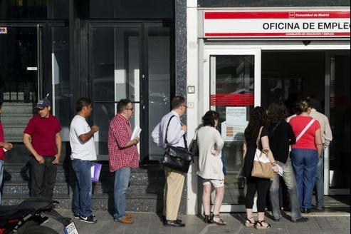 Espagne les raisons d 39 un ch mage record for Bureau assurance emploi