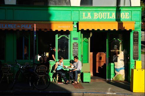 L'un des 19 cafés-boulangeries de l'enseigne en Californie.