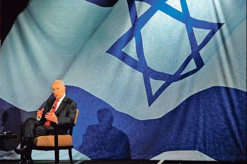 Le président israélien Shimon Pérès a déclaré «admirer les rebelles syriens pour leur courage».